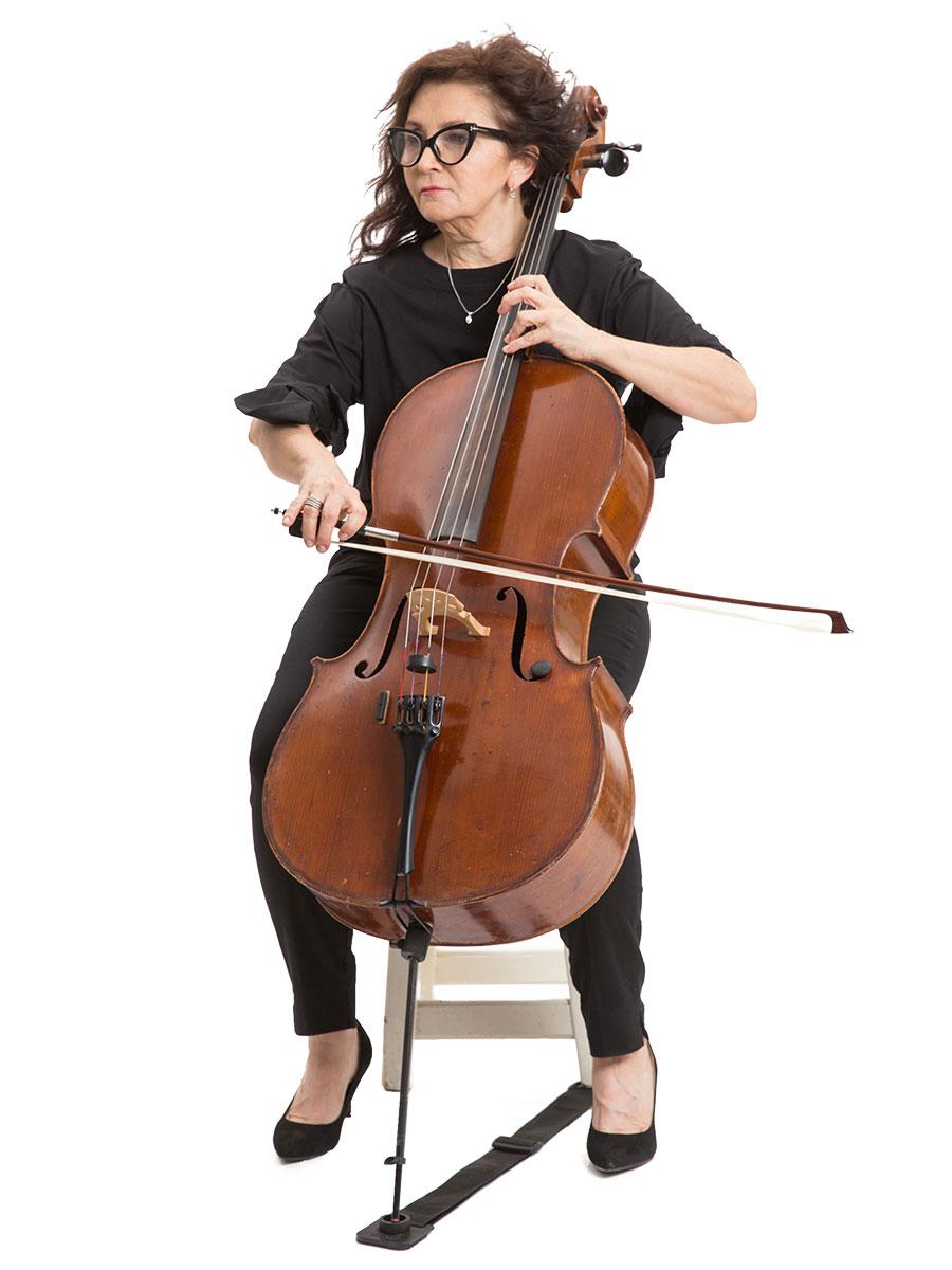 לריסה לינצקי - צ'לו