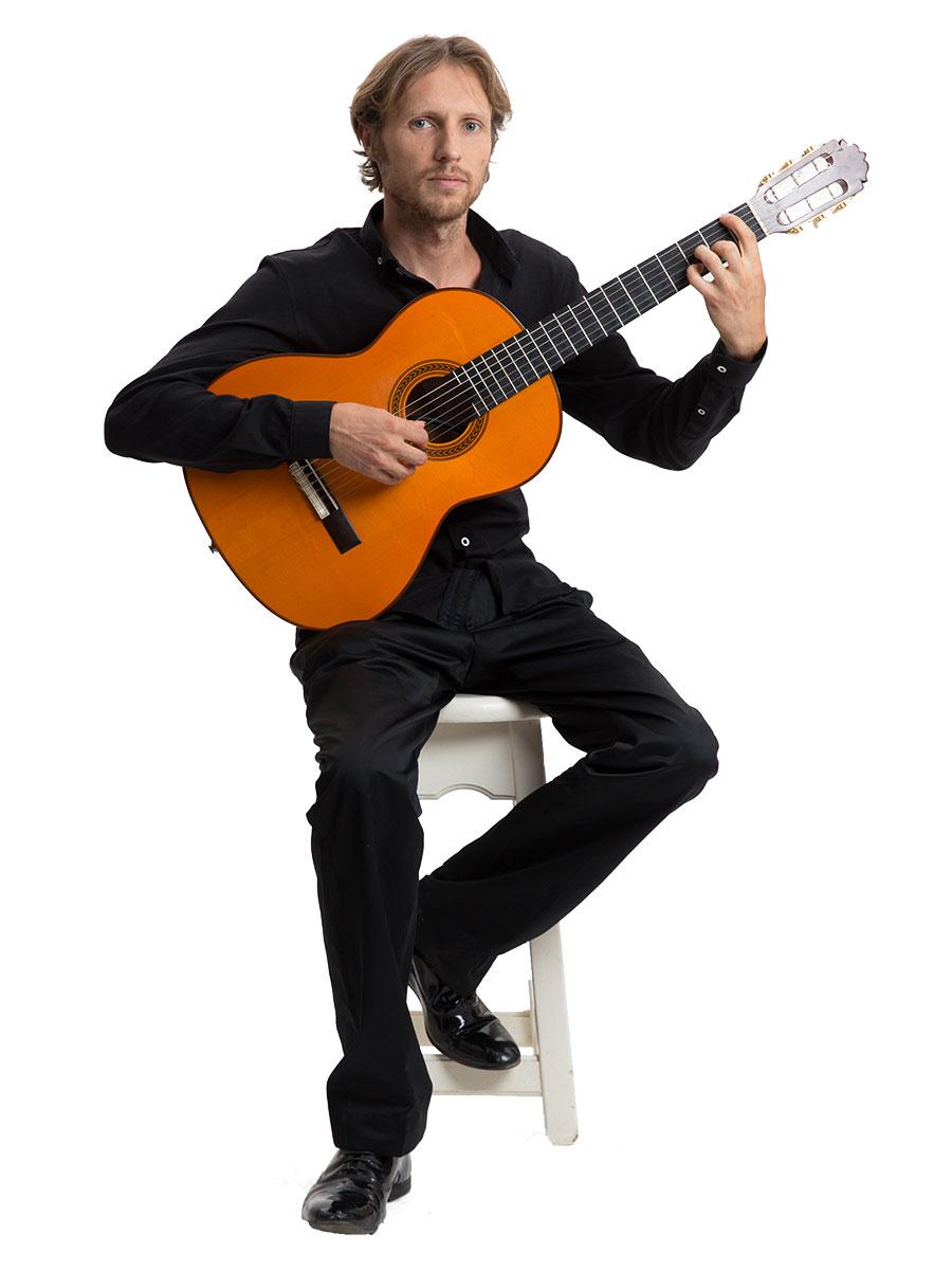 ג׳ו טיילור - גיטרה