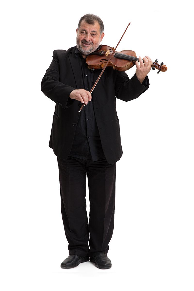 פאדל מאנע - כינור ערבי