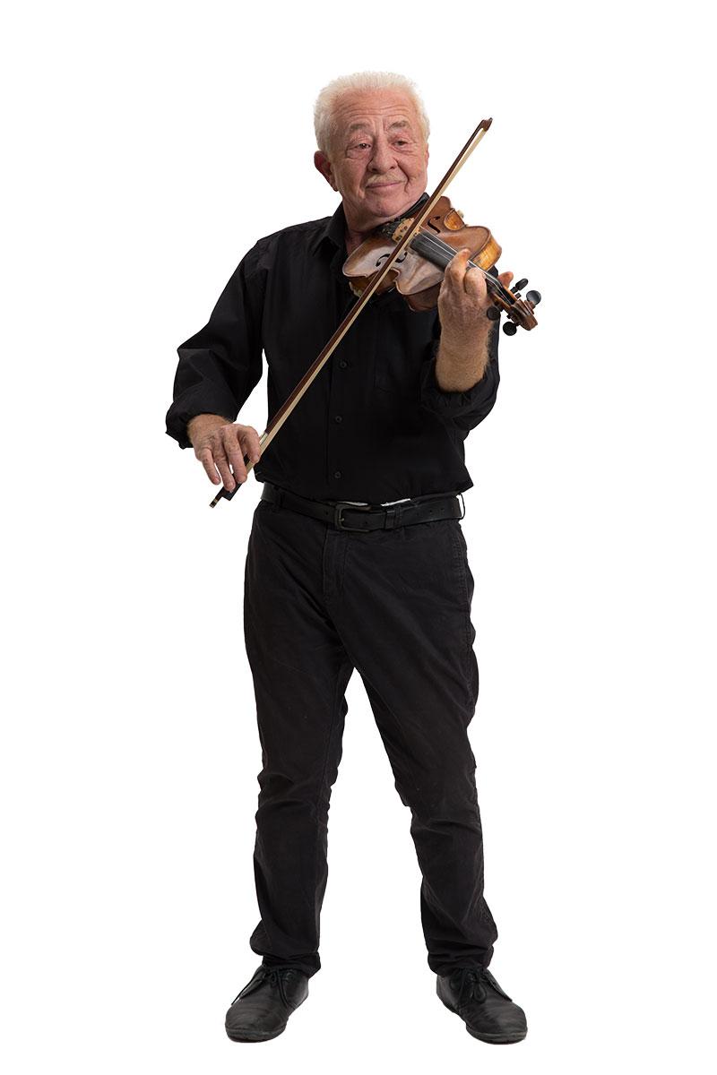 גרגורי נחימזון - כינור
