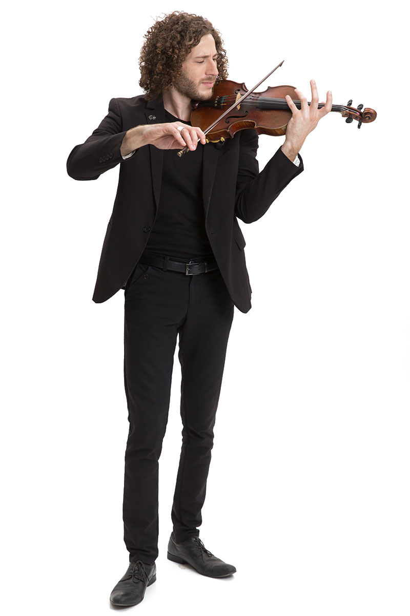 תומר עינת - כינור