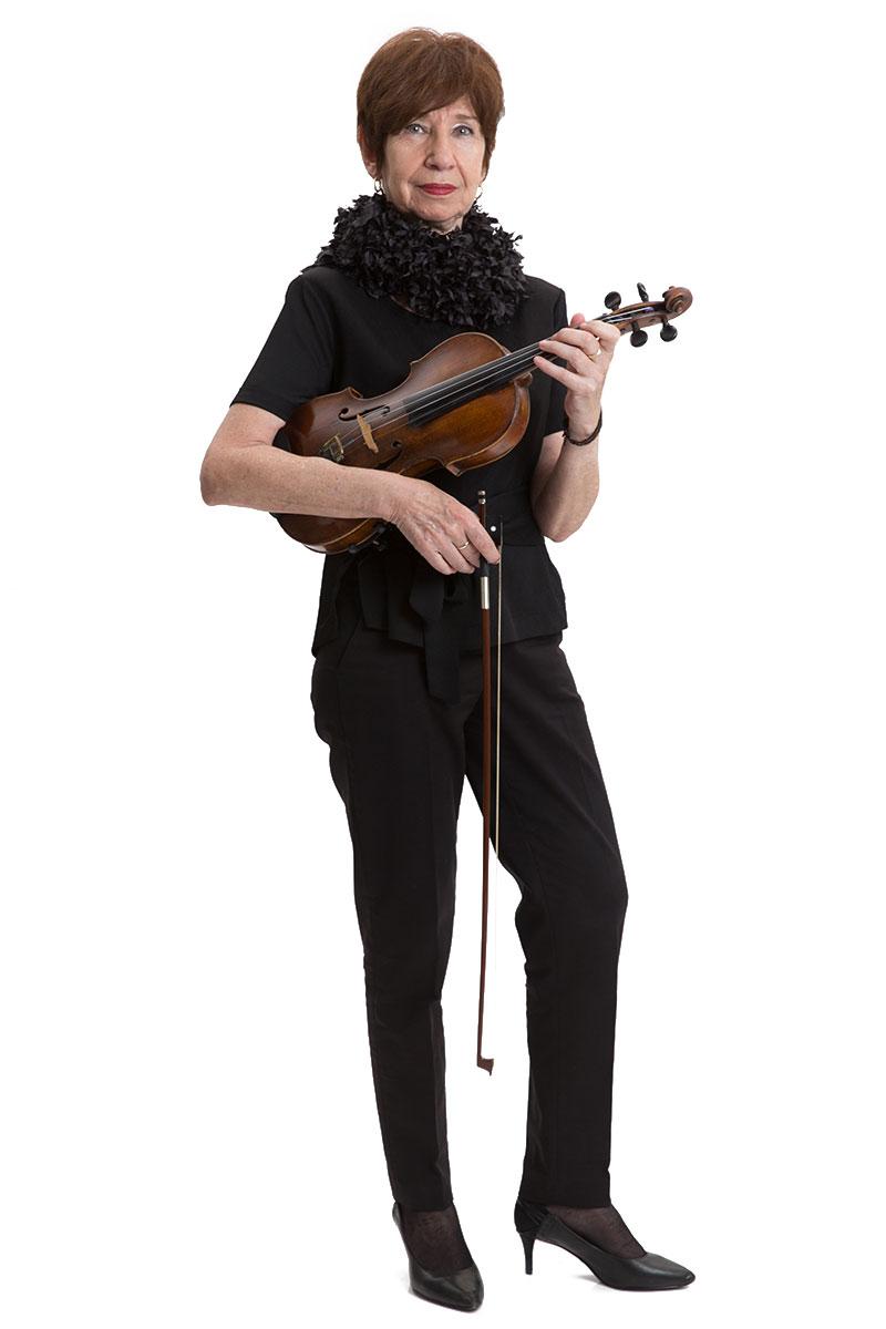 ילנה זבריאנסקי - כינור